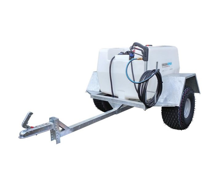 200ltr pro series trailer mounted sprayer
